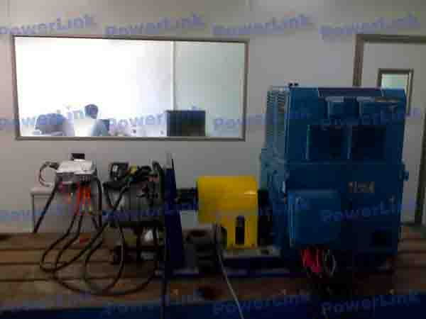 Electric Vehicle Motor Test Bench