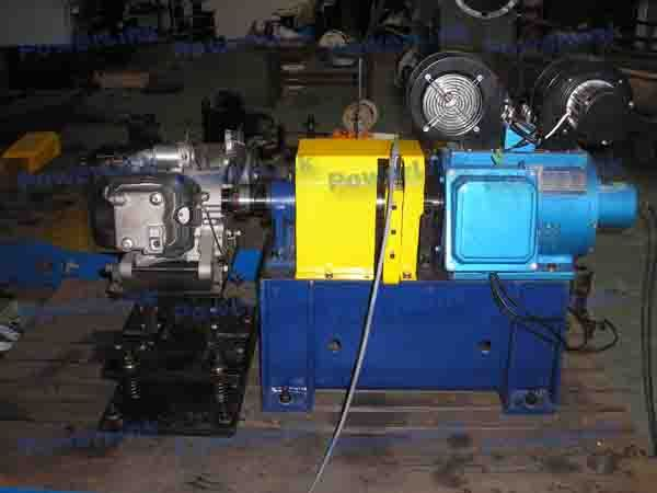 Motorcycle Engines Test Bed