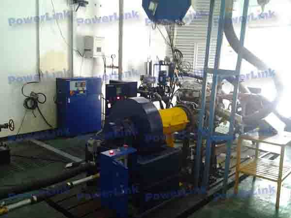 Thermal Testing Engine Test Bench Application